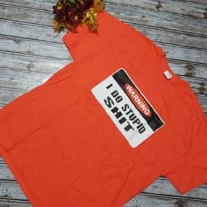 Other - NWOT Funny Graphic Tee. Men's Sz. XL